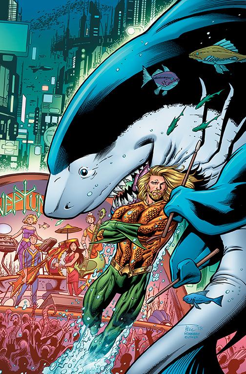 Aquaman/Jabberjaw #1