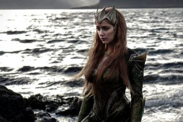 Amber Heard as Mera - Justice League - DC Films and Warner Bros. Pictures