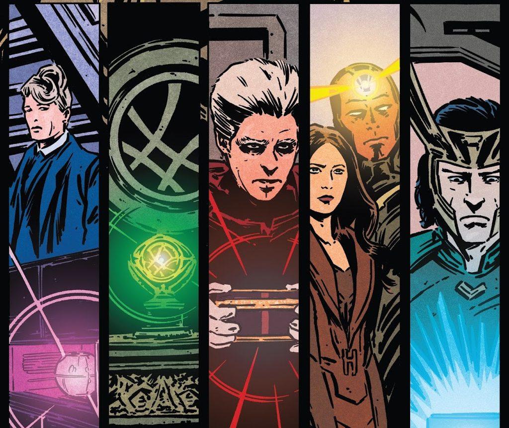 Avengers: Infinity War Infinity Stone locations