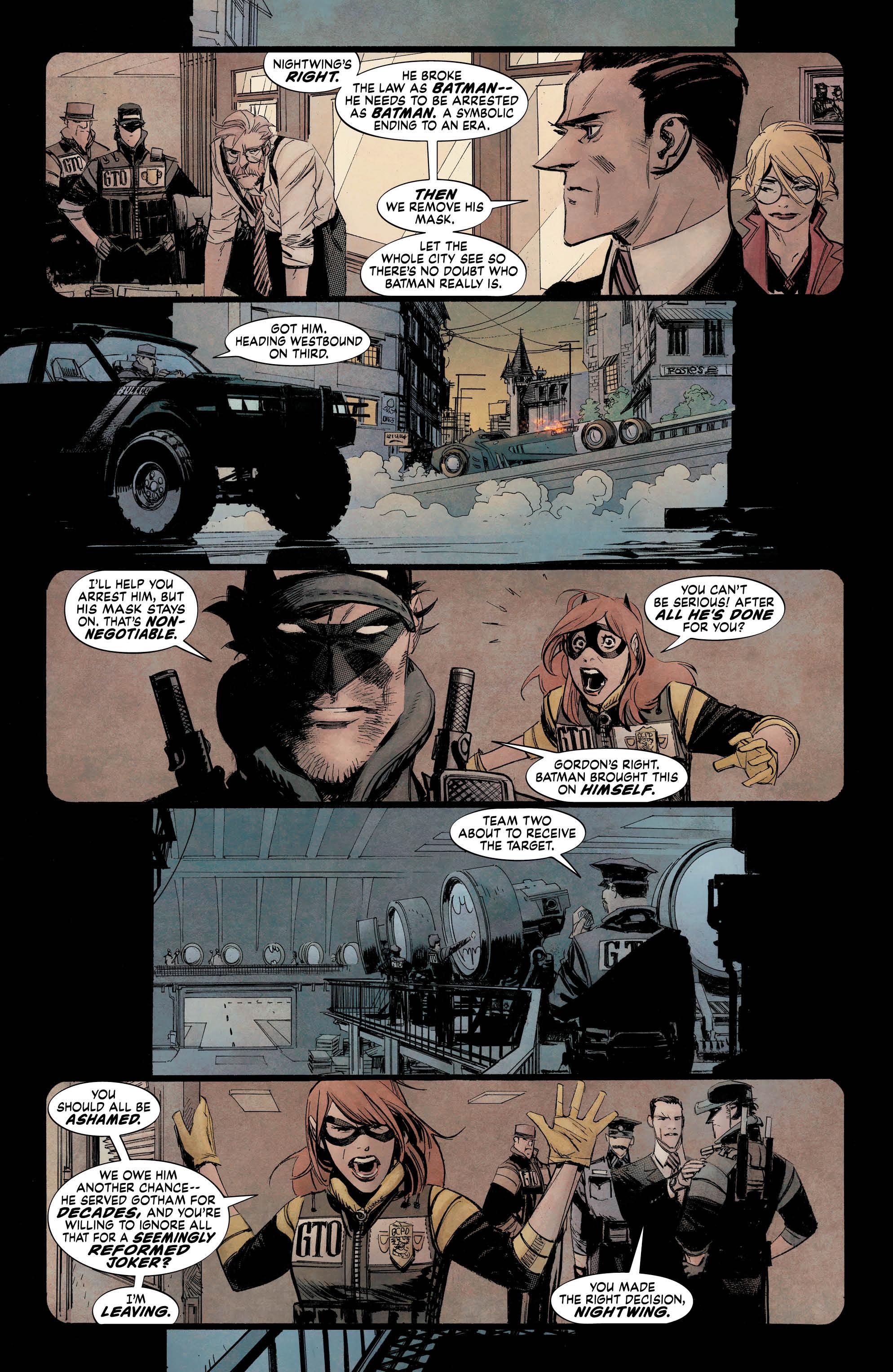 Batman: White Knight #6