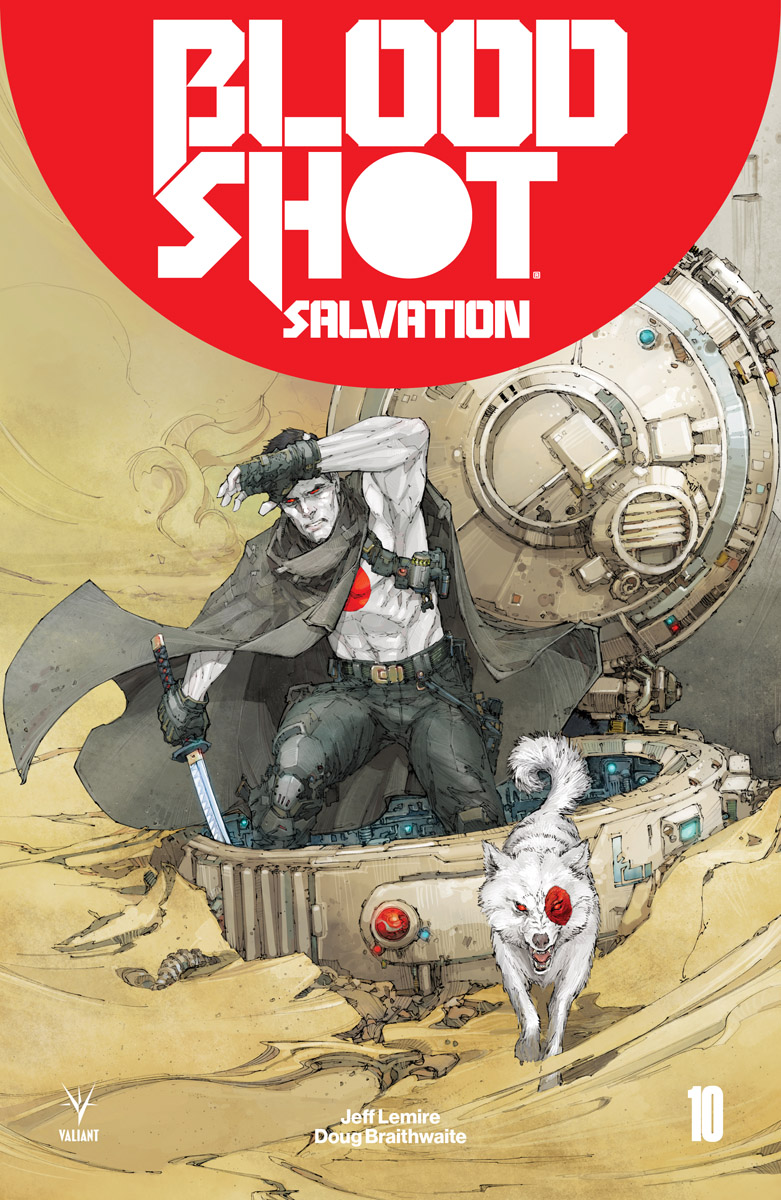 Bloodshot Salvation #10