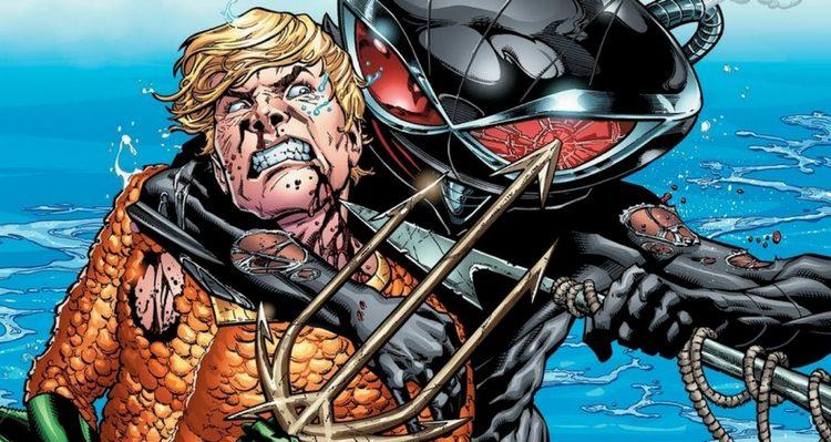 Aquaman and Black Manta - Bradley Walker - DC Comics