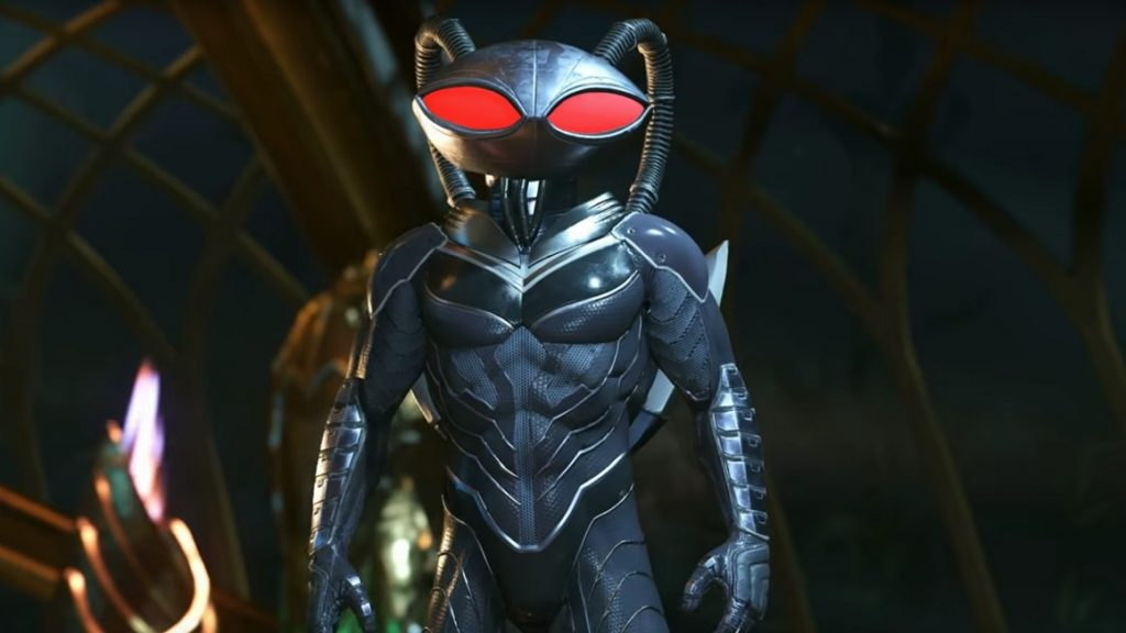 Black Manta - Injustice 2 - DC Comics