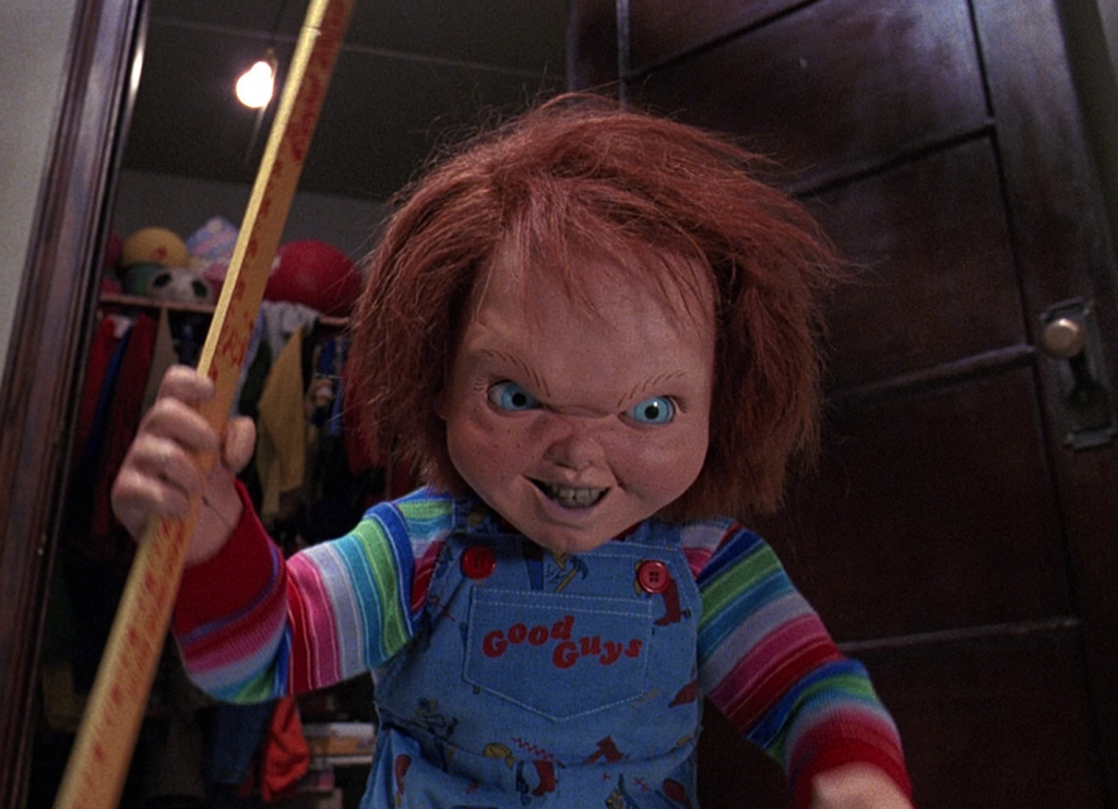 """Chuckie from """"Child's Play"""" - MGM and United Artists"""
