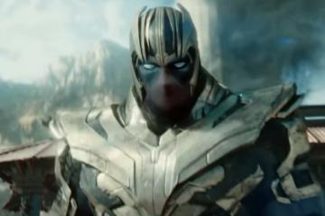 Deadpool Thanos
