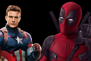 Deadpool and Captain America