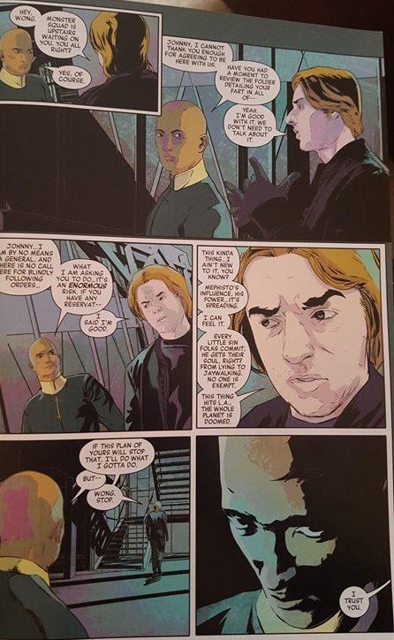 Doctor Strange: Damnation #3