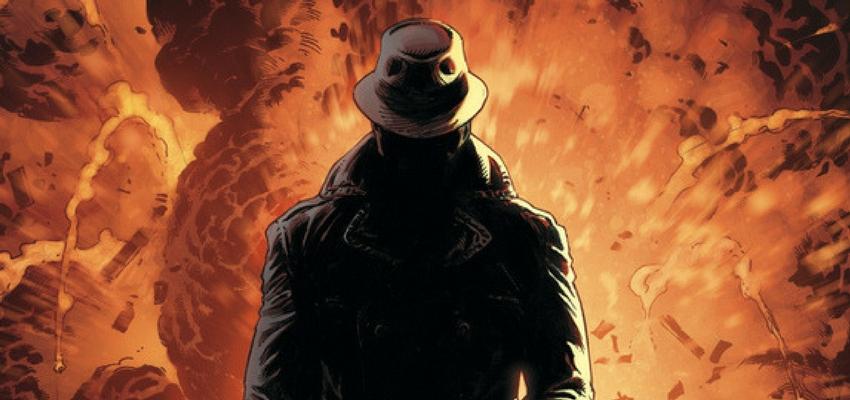 Doomsday Clock #4 Cover - Art by Gary Frank - DC Comics