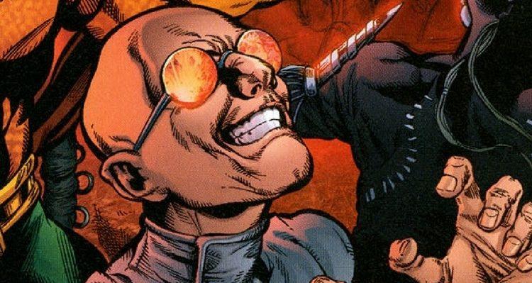 Dr. Sivana - Art by Gary Frank - DC Comics