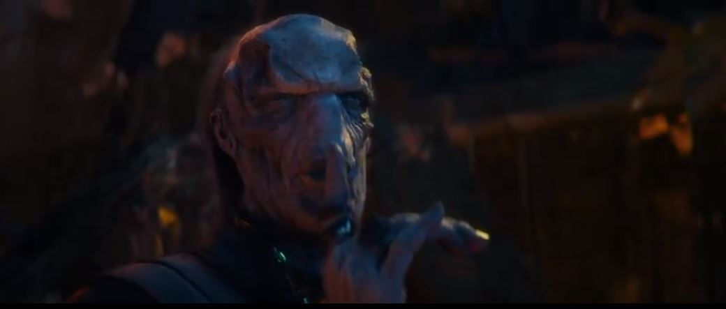 The Ebony Maw