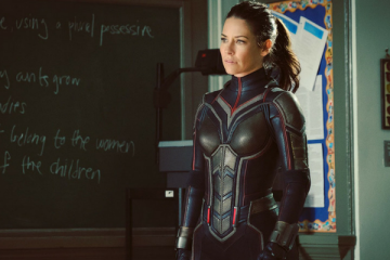 Evangeline Lilly The Wasp