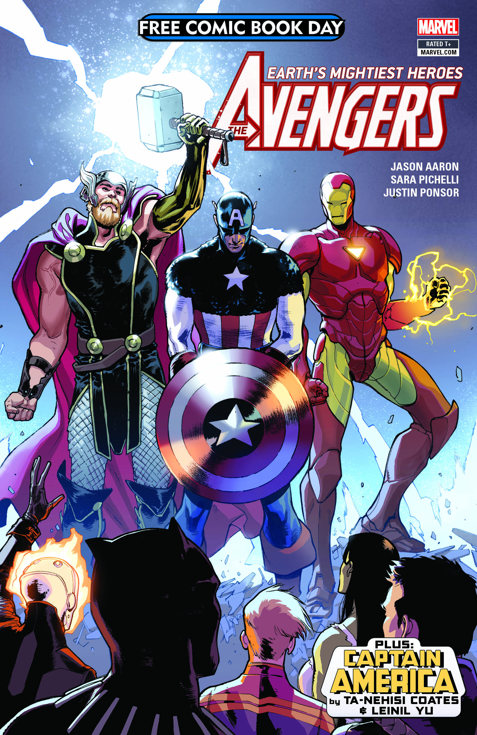 Free Comic Book Day Avengers #1