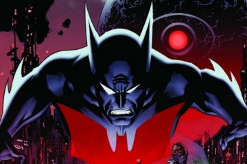 "Batman Beyond on ""Future's End"" - DC Comics"