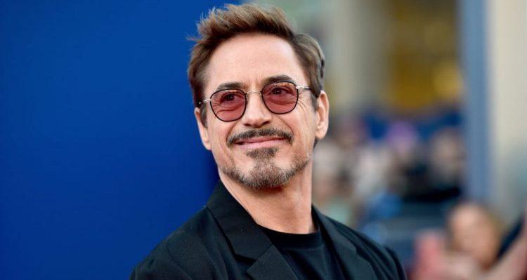 Robert Downey Jr,
