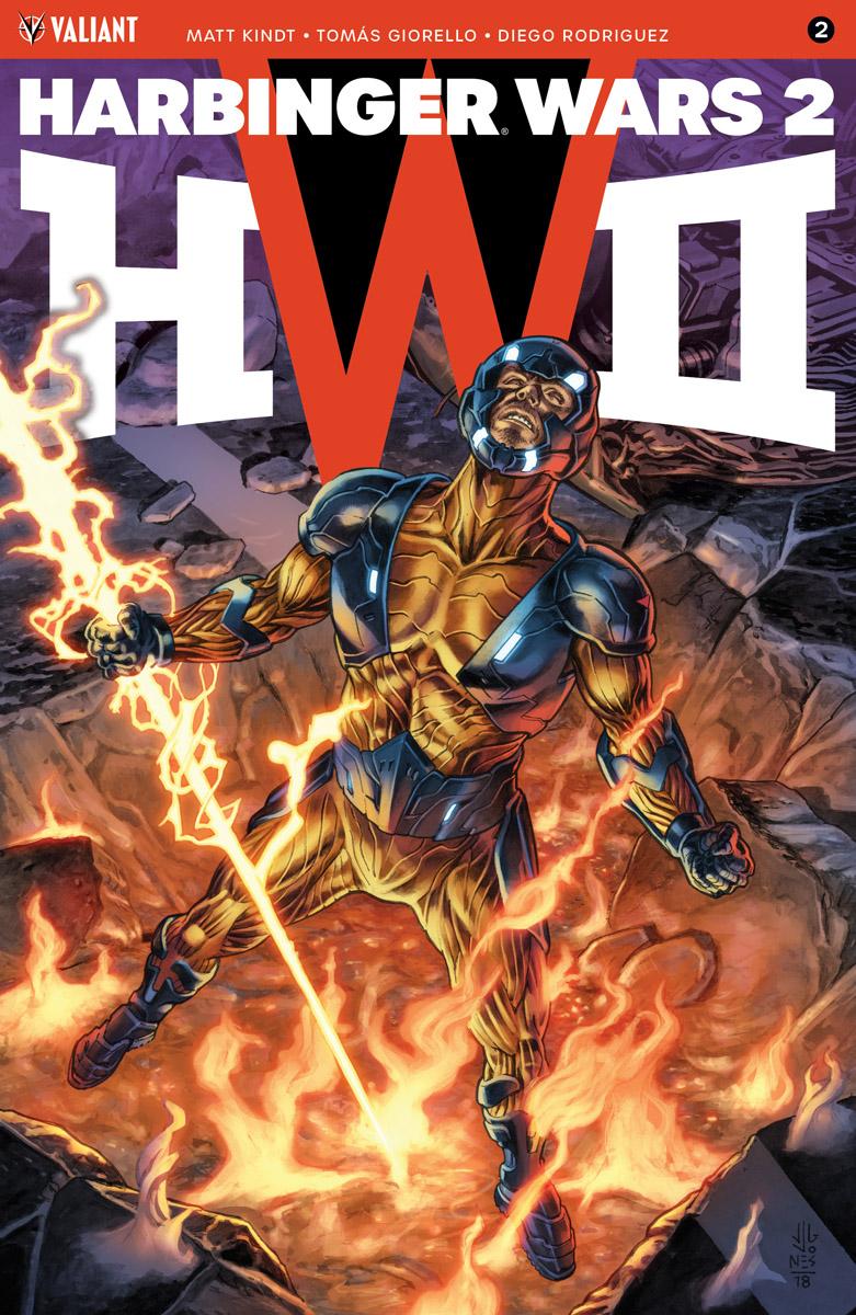 Harbinger Wars 2 #2