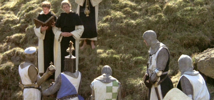 """The Holy Hand Grenade from """"Monty Python and the Holy Grail"""" - Columbia Pictures"""