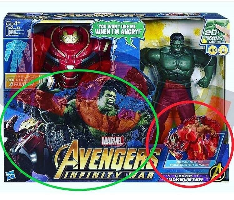 Hulk Hulkbuster Armor
