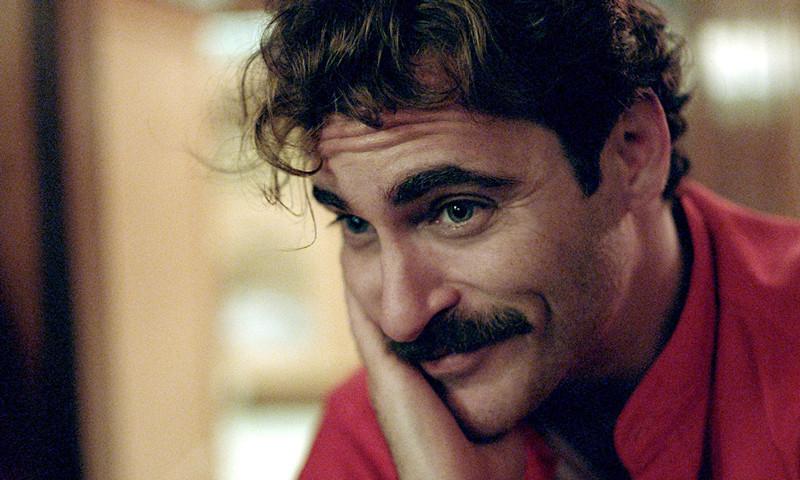 "Joaquin Phoenix in ""Her"" - Annapurna Pictures"