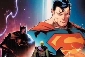 Jorge Jimenez - Justice League - DC Comics