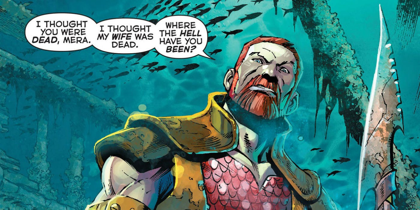 King Nereus: 5 Fast Facts To Prepare You for the Mysterious New