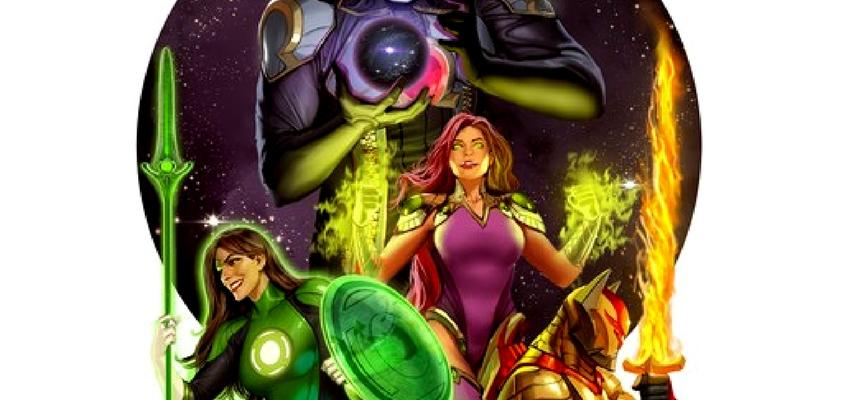 Justice League Odyssey - DC Comics
