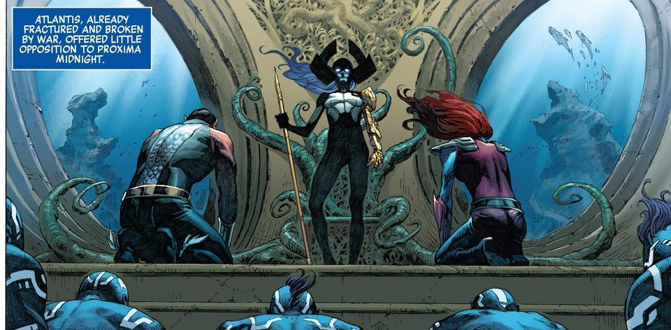 Proxima Midnight Avengers