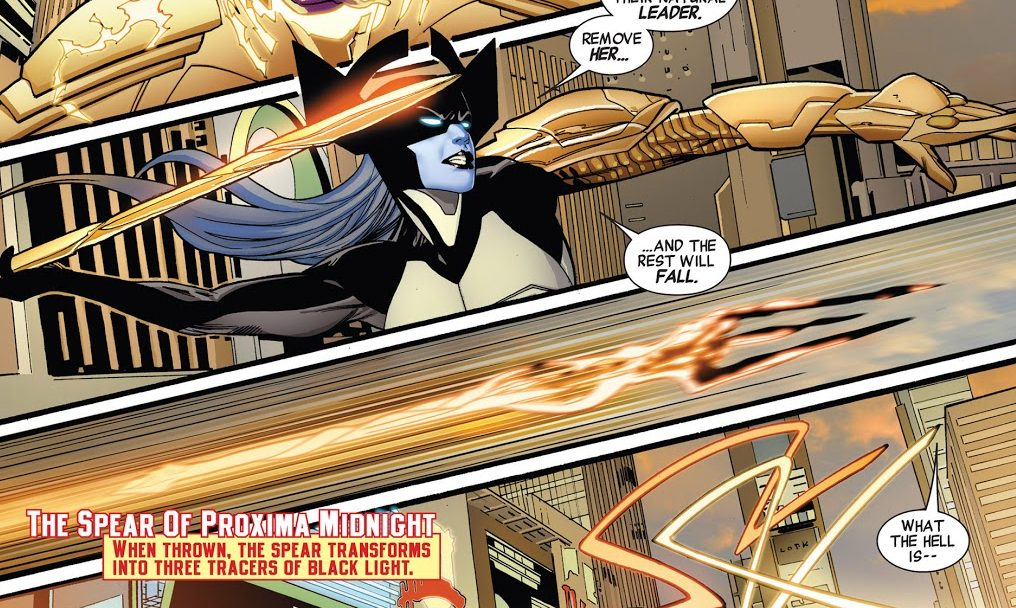Proxima Midnight Spear