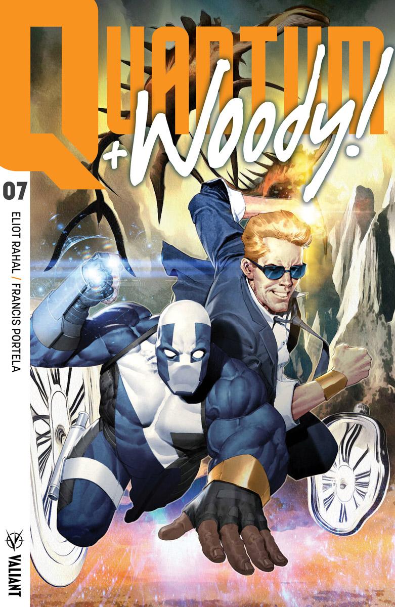 Quantum and Woody! #7
