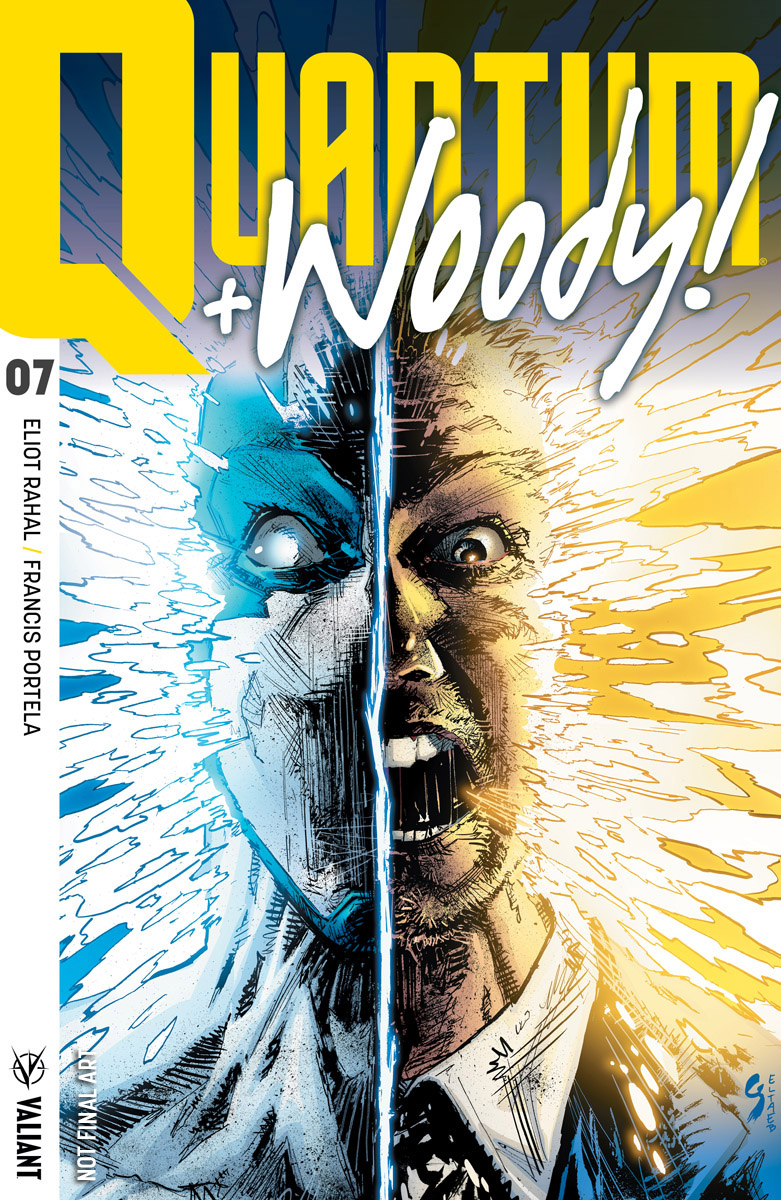 Quantum and Woody! #7