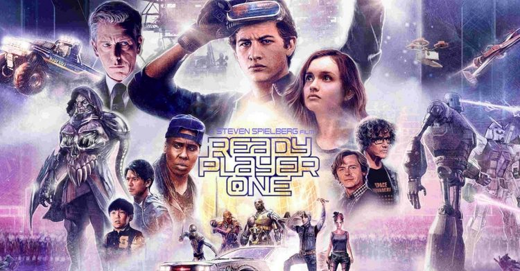 Ready Player One - Warner Bros. Pictures and Amblin Entertainment