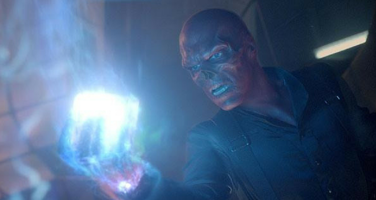 Red Skull Space Stone