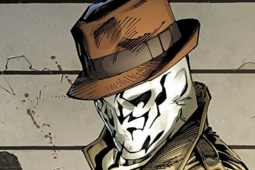 Rorschach by Jim Lee - DC Comics