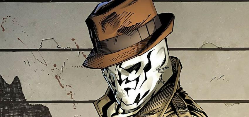 Rorschach by Jim Lee - DC Comics