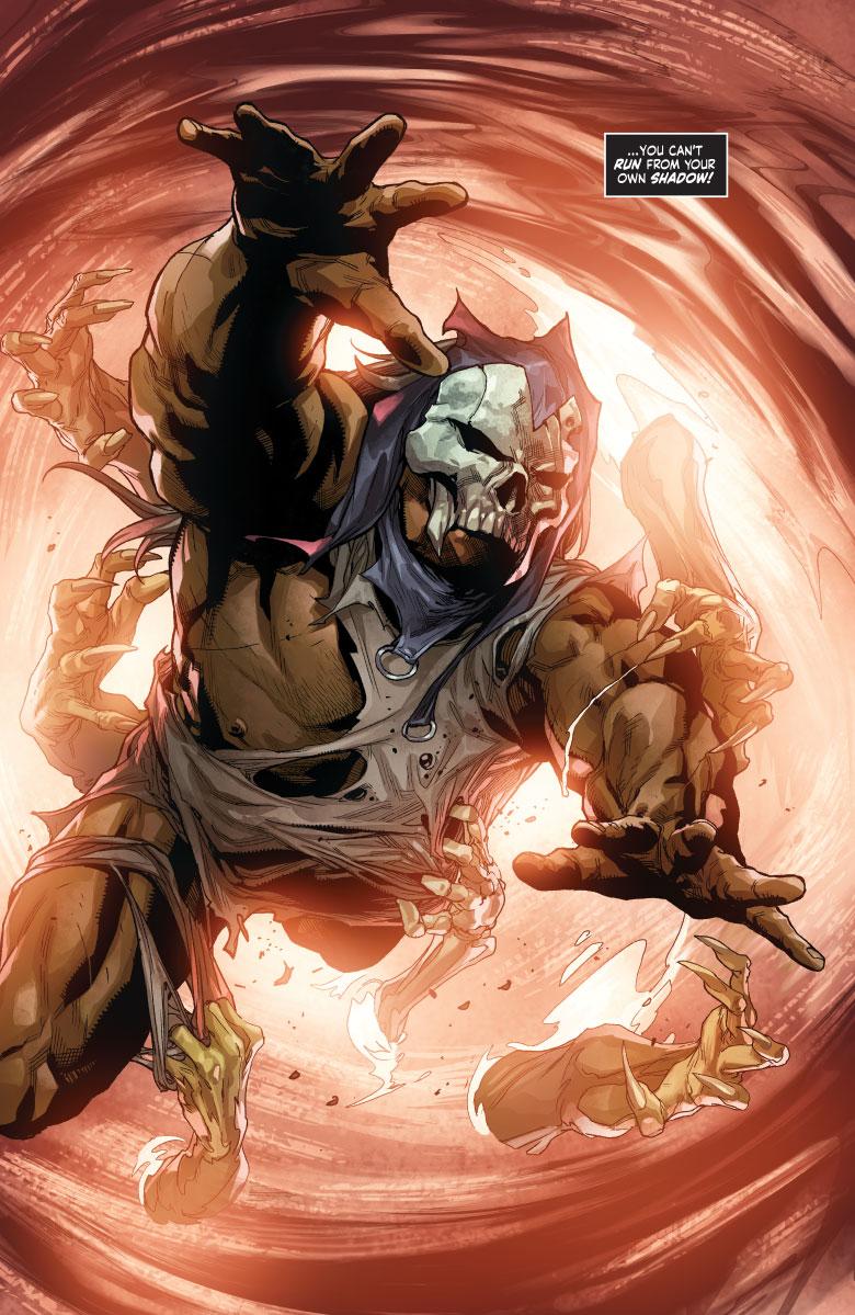 Shadowman #1