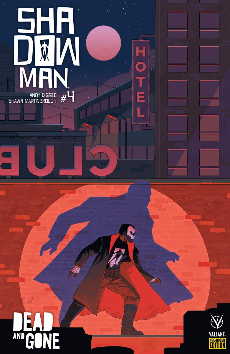 Shadowman #4-11 Pre-Order Edition Bundle