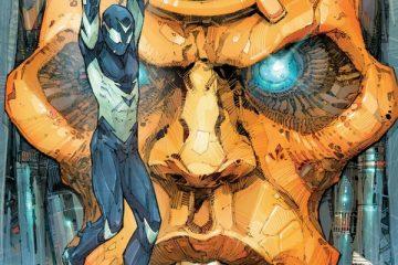 Sideways #2 Cover - DC Comics