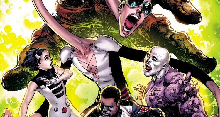 The Terrifics #2 Cover - Art by Ivan Reis - DC Comics