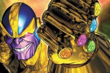 Thanos Infinity Stone