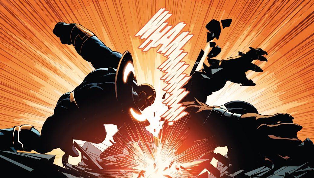 Thanos vs Black Dwarf