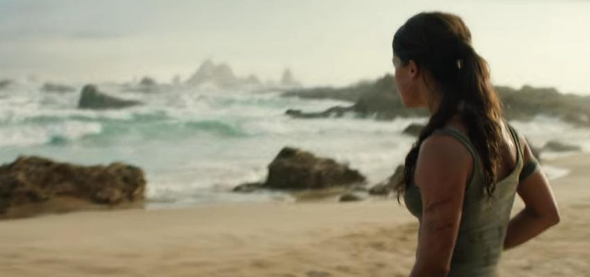 Alicia Vikander - Tomb Raider - Warner Bros.