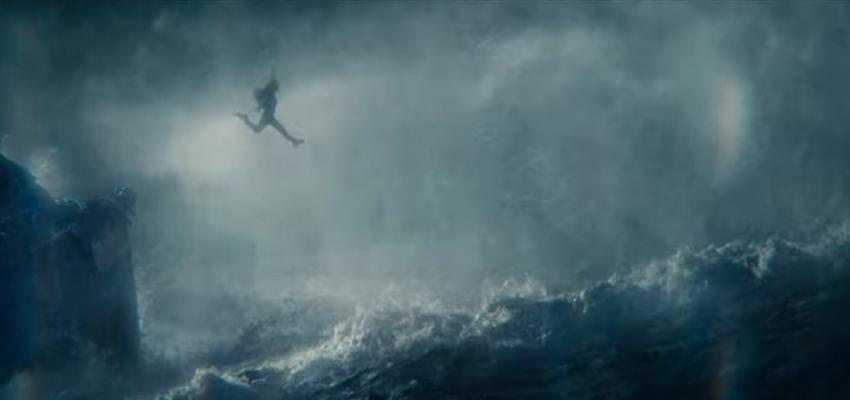 "Alicia Vikander in ""Tomb Raider"" - Warner Bros."