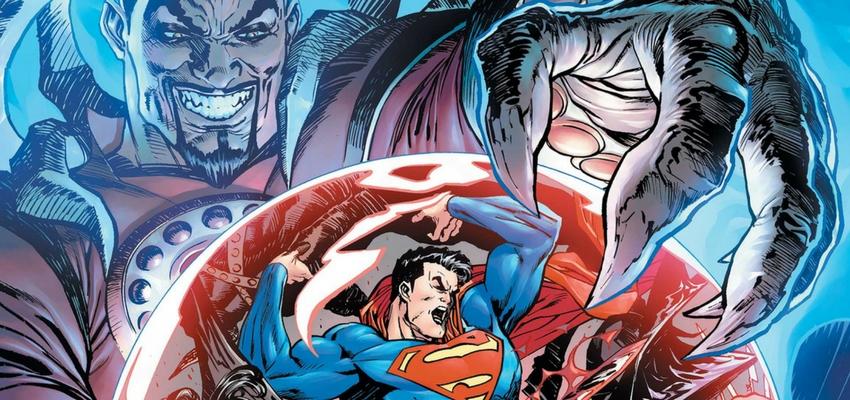 Trinity #19 - DC Comics