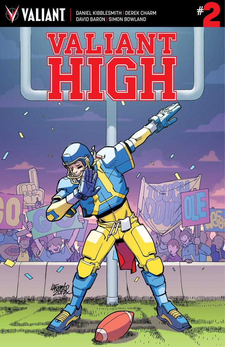 Valiant High #2