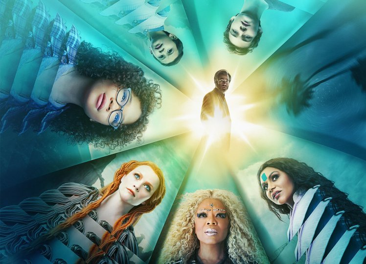 """A Wrinkle in Time"" Poster - Disney Studios"