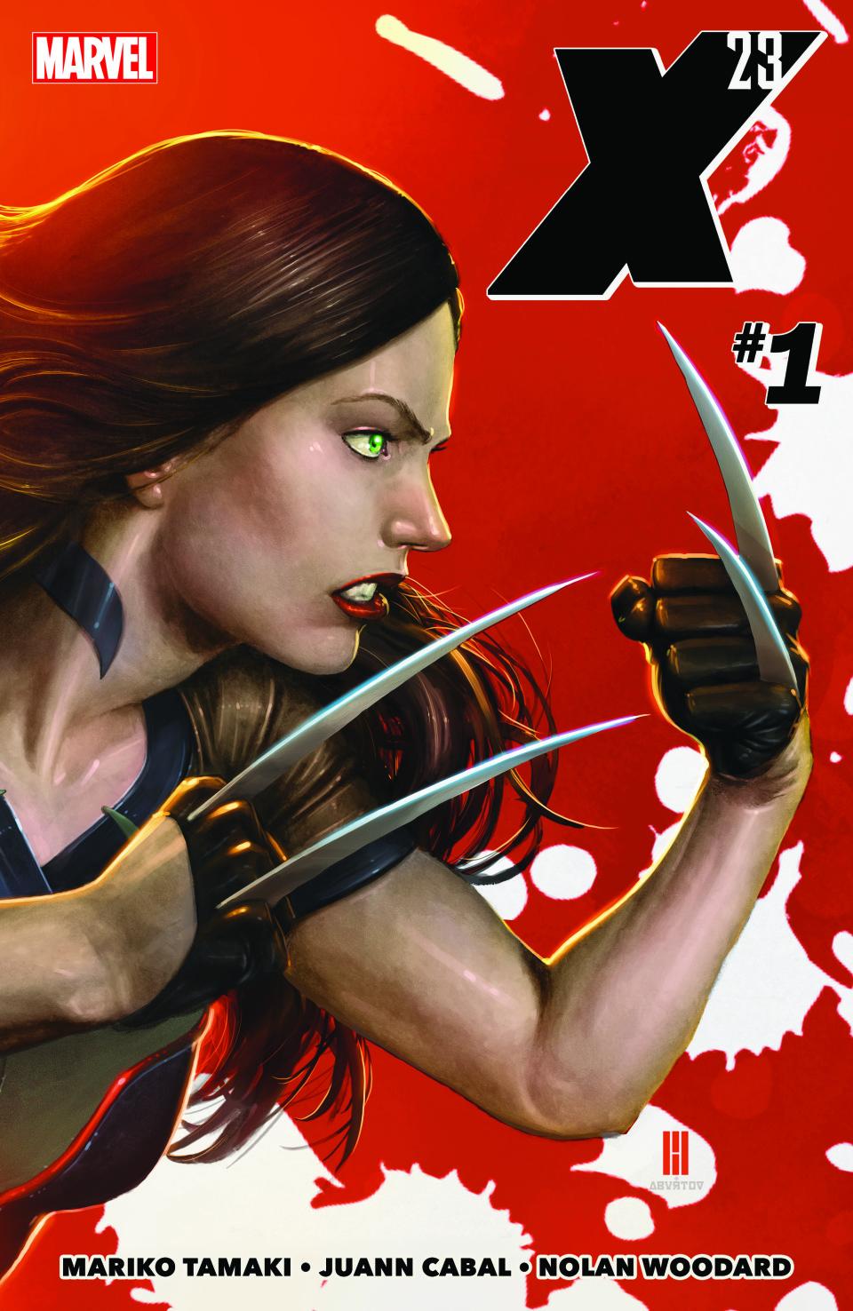 Marvel Announces New X-23 Series - Bounding Into Comics X 23 Marvel