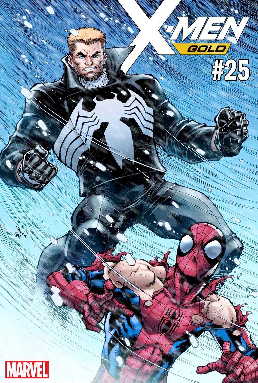 X-Men Gold #25