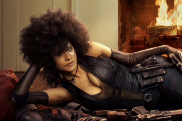 Zazie Beetz Domino