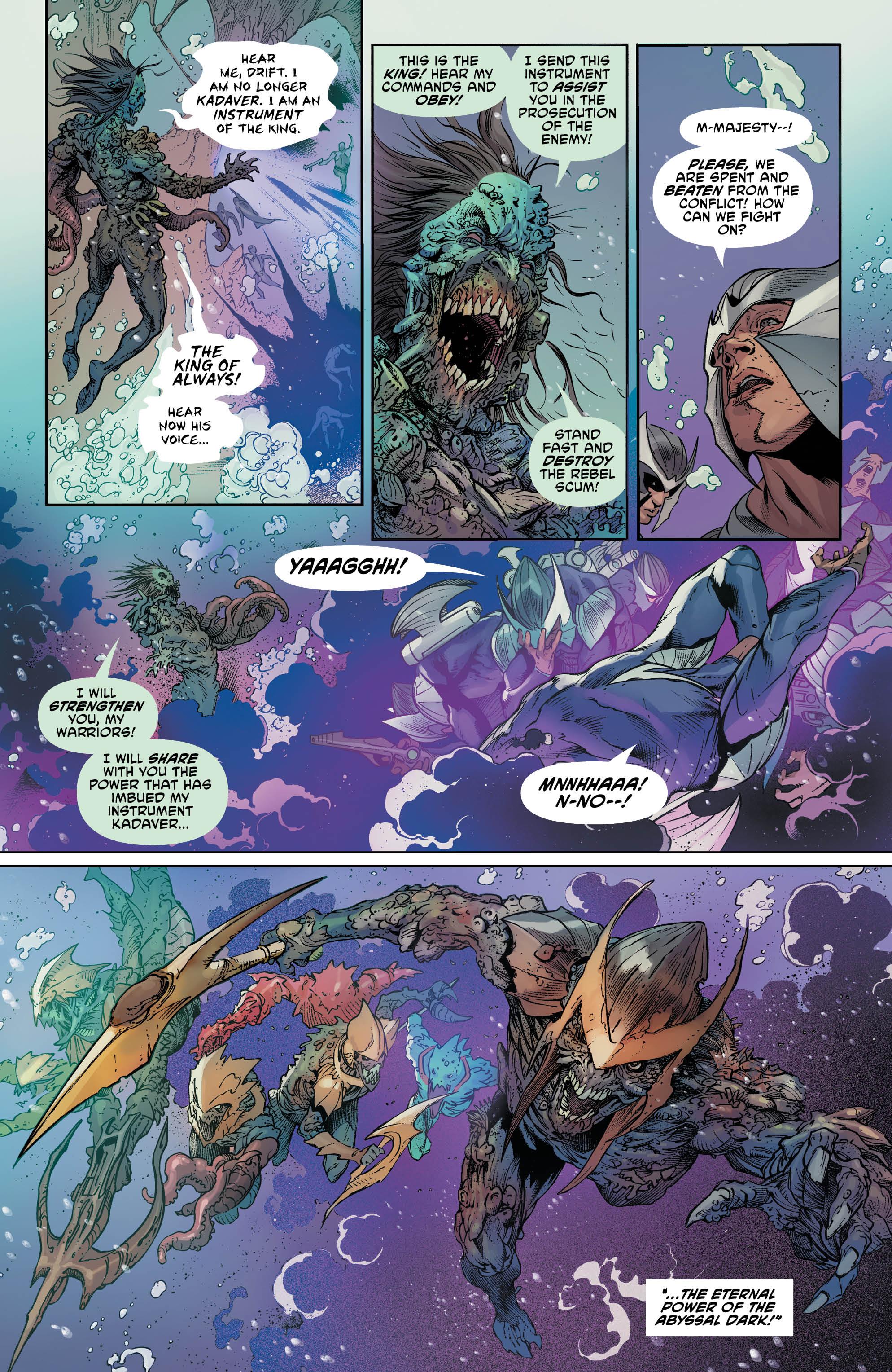 Aquaman #35
