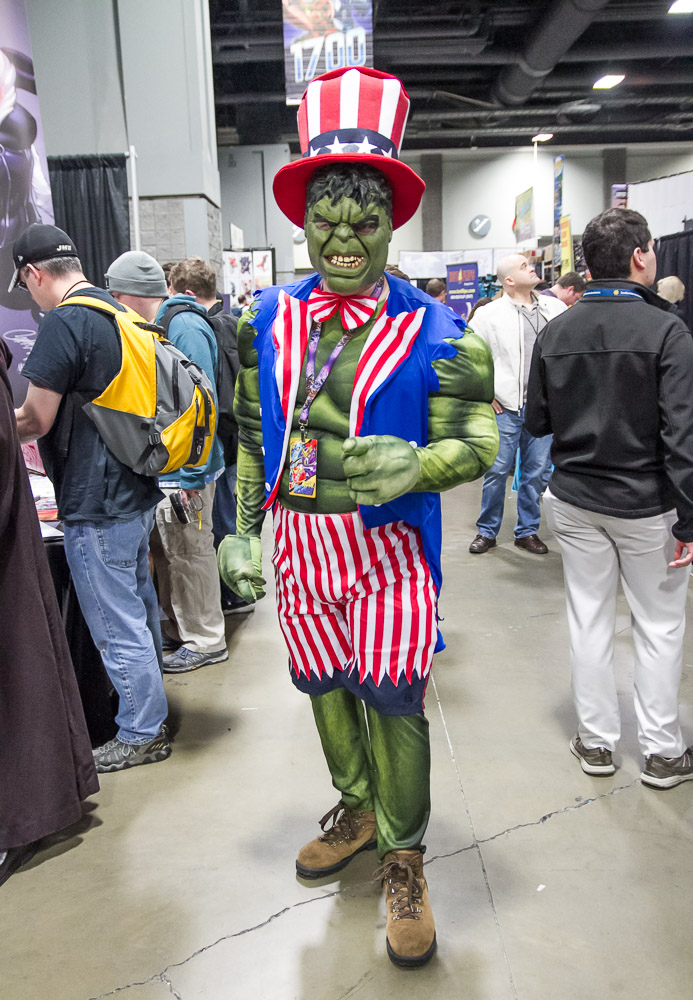 Uncle Sam Hulk