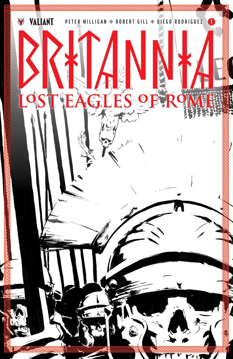Britannia: Lost Eagles of Rome #1